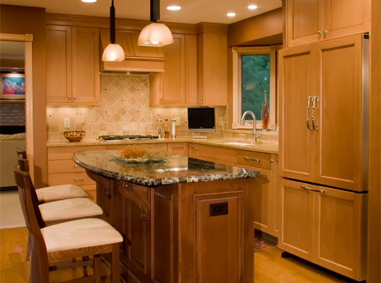 Attractive Brooklyn Park 1   Home Remodeling Minneapolis, MN Full Kitchen Remodel    Remodeling Dimensions Photo